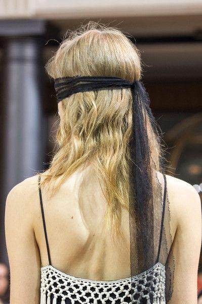 Veronique Branquinho at Paris Fashion Week Spring 2016 - Details Runway Photos