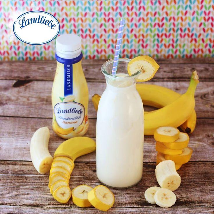 Landliebe banános tej  A Landliebe banános tej a magas minőségű Landliebe tej és a zamatos banán tradicionális recept alapján készült egyedi kombinációja. Ráadásul a visszazárható palacknak köszönhetően bárhol, bármikor könnyen fogyasztható.
