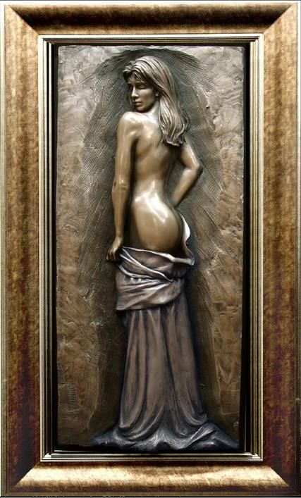 Bill Mack- World's Preeminent Relief Sculptor Elegance