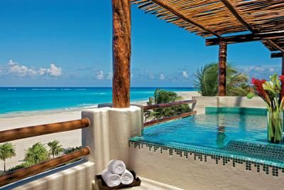 Editor's Pick for Best All-Inclusive Romantic Resorts: Secrets Maroma Beach, Riviera Maya
