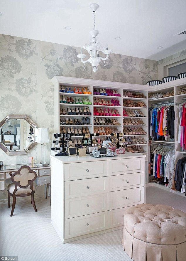 50 Interesting Ideas For Girls Dream Closet: