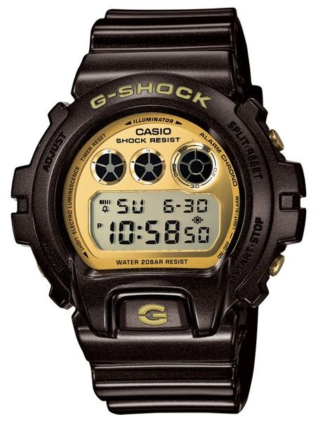 CASIO G-SHOCK Watch | DW-6900BR-5ER