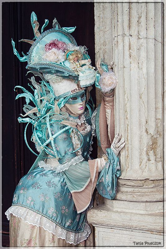 Carnevale di Venezia 2015 - 1 von Tanja Plusczok