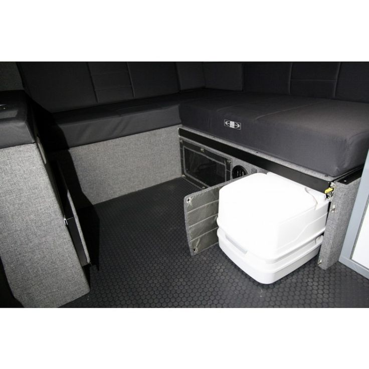 Sprinter Van Conversion Outdoor Camping Mercedes Caravans Campsite Outdoors Life