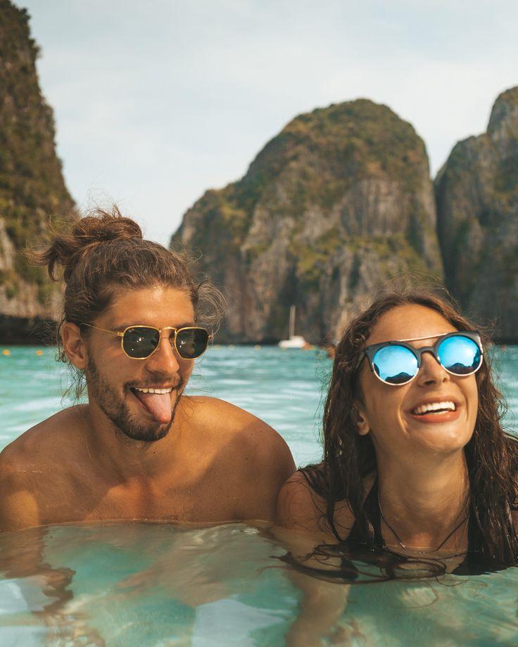 #mayabay #phiphi #thailand #boyfriend #relationship #goals #cute #girlfriend #happy #couples #kiss #beautiful #love #parejas #relationshipgoals #relationshipsgoals #dream #dreamlife #couple #couplegoals #gratitude #travel #travelblogger #travelcouple #travelblog #traveltips #beach #beachlife #islandlife #island