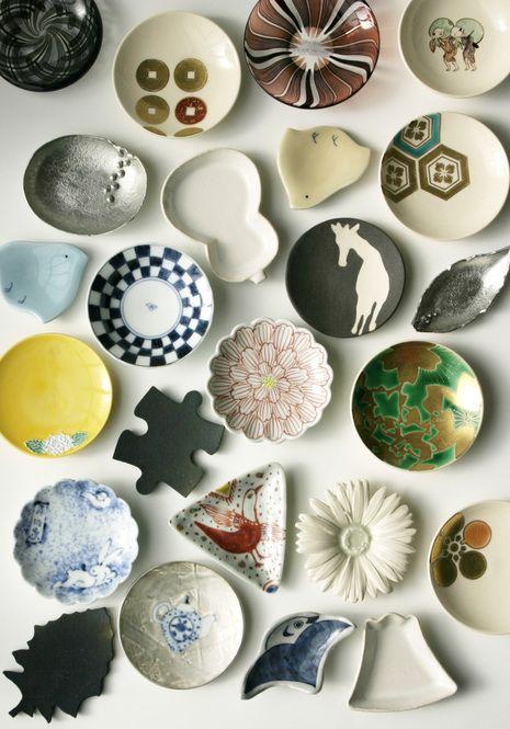 かわいすぎる♡食卓もインテリアも彩る「豆皿」の魅力
