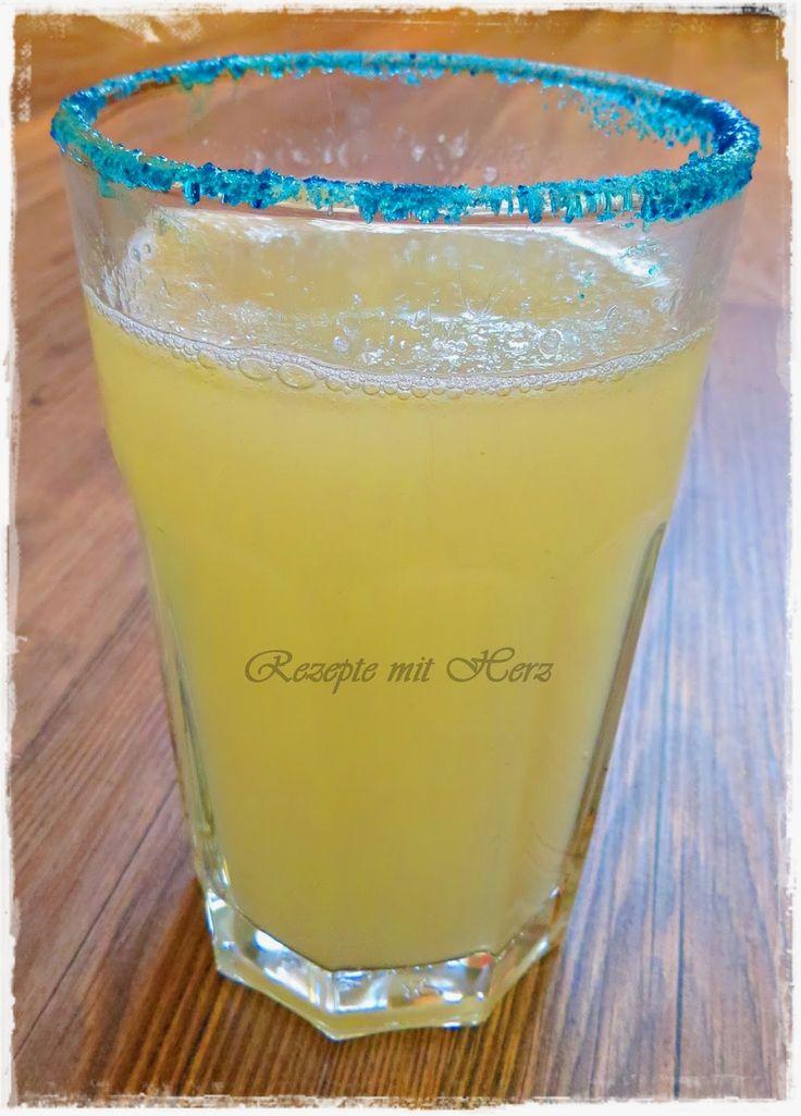Thermomix - Rezepte mit Herz : Zitronenlimonade