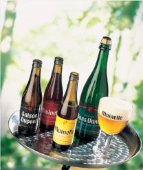 Belgium is another dream vacation. I'd certainly enjoy the beer.