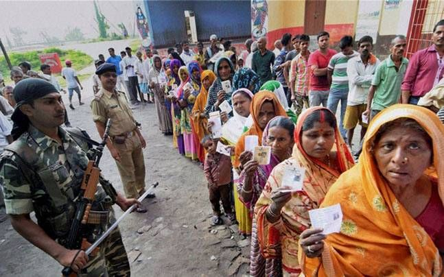 Bihar go to the polls today, maoist hit districts…By : Saadda Haq
