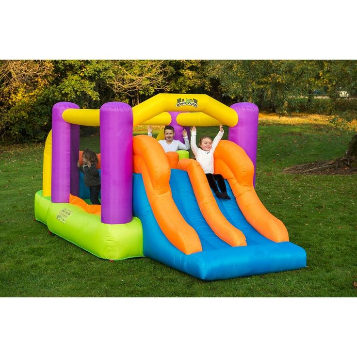 Inflatable Obstacle Course image-0