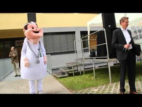 Rede Herr Huhn & Herr Dr. Cluse