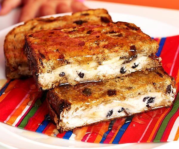 Banana and ricotta jaffle recipe   Food To Love