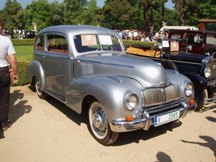1936 Praga Super Piccolo Sodomka