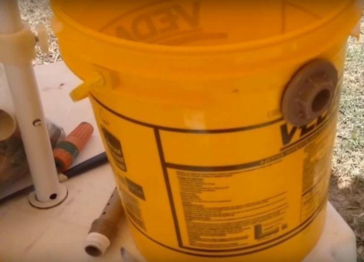 M s de 25 ideas incre bles sobre filtro de agua casero en for Como hacer un filtro para piscina