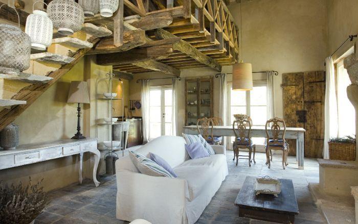 Oltre 1000 idee su stile per casali di campagna su pinterest fattoria fixer superiore e - Casa rural can salva ...