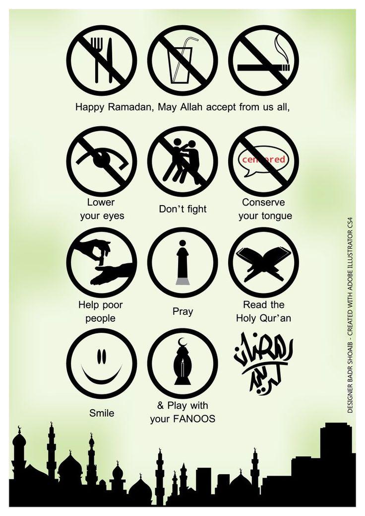 fasting Ramadan by ~badr-ex on deviantART