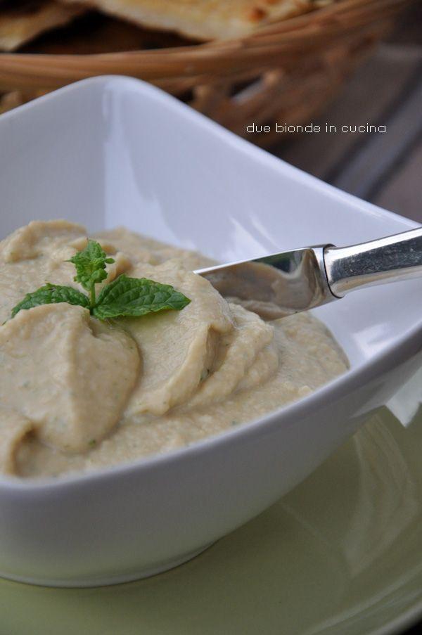 Hummus alla Gordon