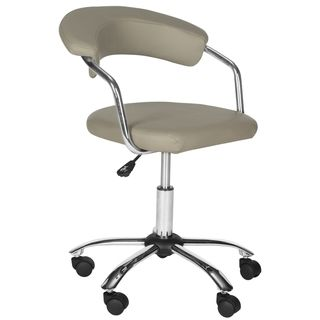 Shop for Safavieh Office Grey Pier Desk Chair. Get free delivery at…