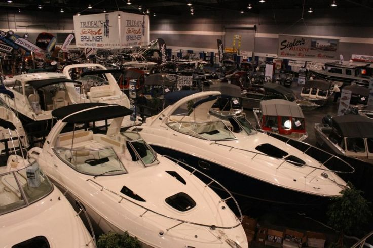 Take Me Out to the Boat Show  10/8/2010      I grew up in Florida, and as the daughter of a fishing guide, my dad took me to the Miami Boat Show nearly every year, just for fun. I would follow him around from boat to boat, with occasional stops for more soda or popcorn, while he talked to the...-https://losporcos.com/take-me-out-to-the-boat-show.html
