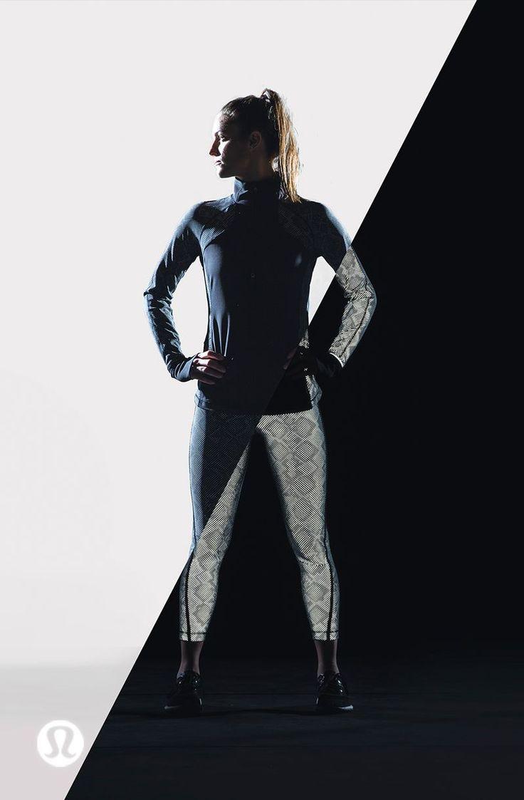 Lululemon Reflective Workout Gear // Explore Lululemon's Exclusive Black Friday Collection: (http://www.racked.com/2015/11/18/9757124/lululemon-black-friday-2015)