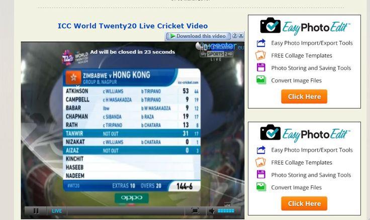 www.Webcric.com Live Cricket Streaming Server T20 World Cup 2016 http://t20wc2016.com/webcric-live-cricket-streaming-server-1-2/