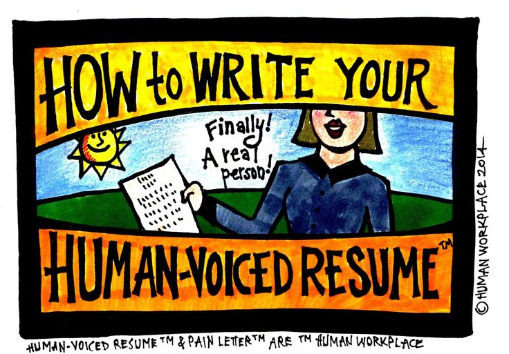 You already know how to write a resume. You put your contact info at the top and then list your jobs in reverse chronological order, with your education at the end. Done! What's the big deal? The big deal is that if you write your resume the way countless books and [...]