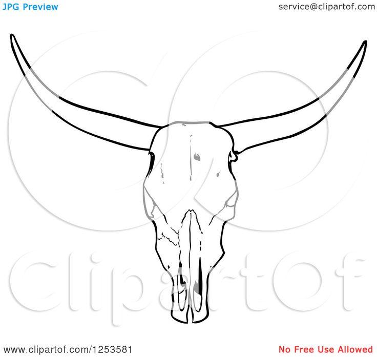 The 328 Best Cow Skull Ideas Images On Pinterest Skull Art Cow