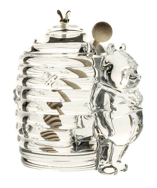 Take A Look At This Winnie The Pooh Crystal Honey Jar Spoon Today