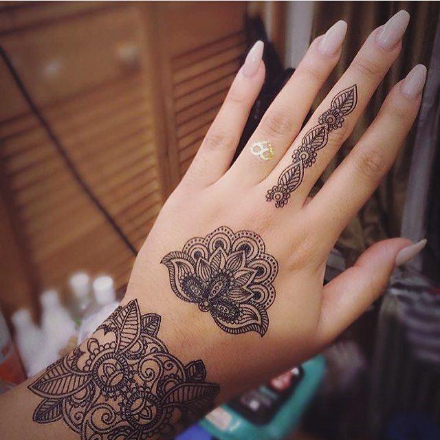 17 best images about gold nine ink on pinterest shops for Henna tattoo shop