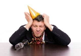 A Primal New Year's Eve Survival Guide  #newyears #holiday #PARTY