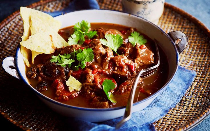 Lamb birria recipe - By Australian Women's Weekly, This spicy and flavoursome lamb birria will excite your taste buds! Full of authentic spicy Mexican flavours, this lamb stew will have you coming back for more!