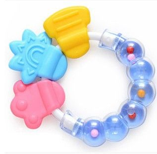 Baby Rattle & Teether //Price: $6.95 & FREE Shipping //     #cool #birthday