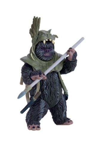 Star Wars Teebo Ewok Action Figure