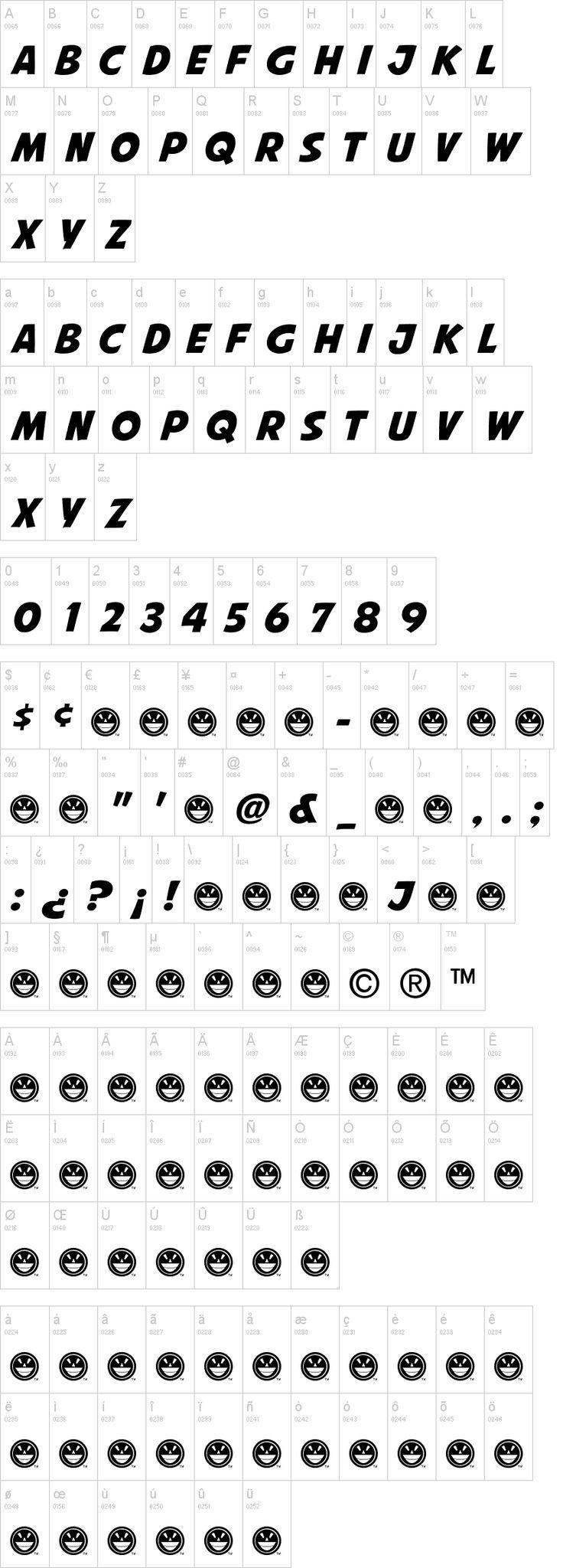 Avengeance Mightiest Avenger Font Dafont, Fonts, Avengers