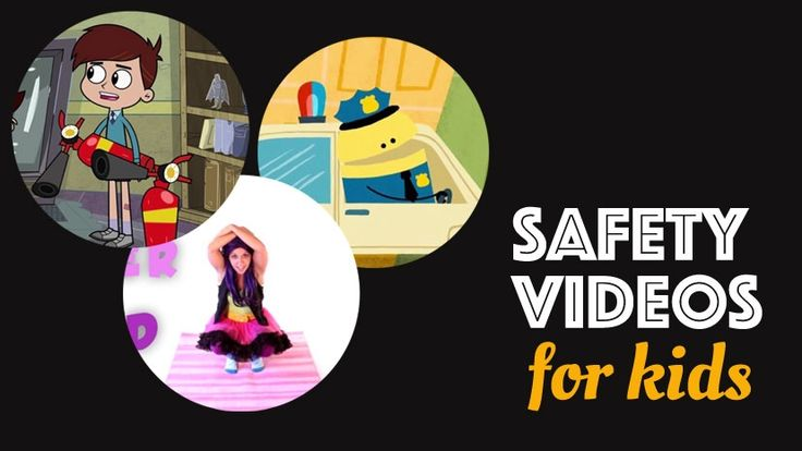 Safety Videos for Kids: Fire, Police and Earthquake! | Articles | Toon Goggles