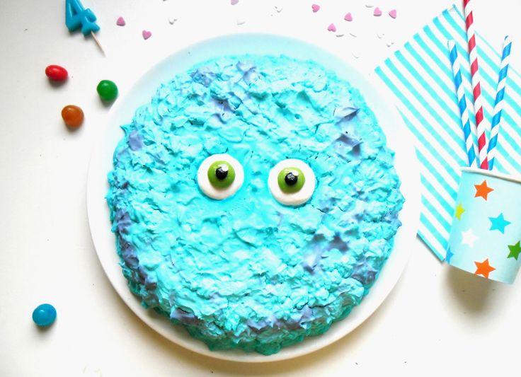 Gâteau monstres et compagnie