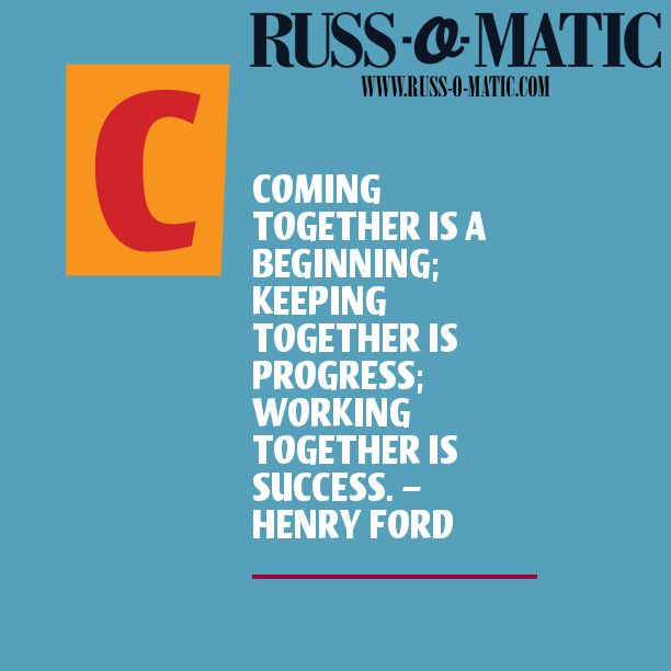 Russ-O-Matic Quote Corner #5 - http://www.russ-o-matic.com/2015/01/russ-o-matic-quote-corner-5/