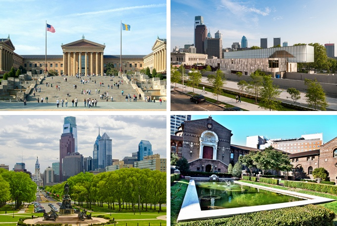 Introducing the new With Art Philadelphia Hotel Package offering VIP access to The Barnes, PMA, PAFA and Penn Museum.