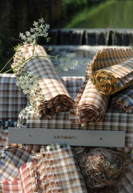 Souveraine fabricant distributeur exclusif tissu lin belge états unis, europe, océanie, amérique, asie | Souveraine  #fabric #boyac