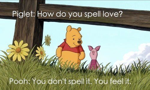 Cute.: Piglets, Disney Quotes, Poohbear, Pooh Bears, Life Lessons, Valentines Day, Winniethepooh, Winnie The Pooh, Wise Words