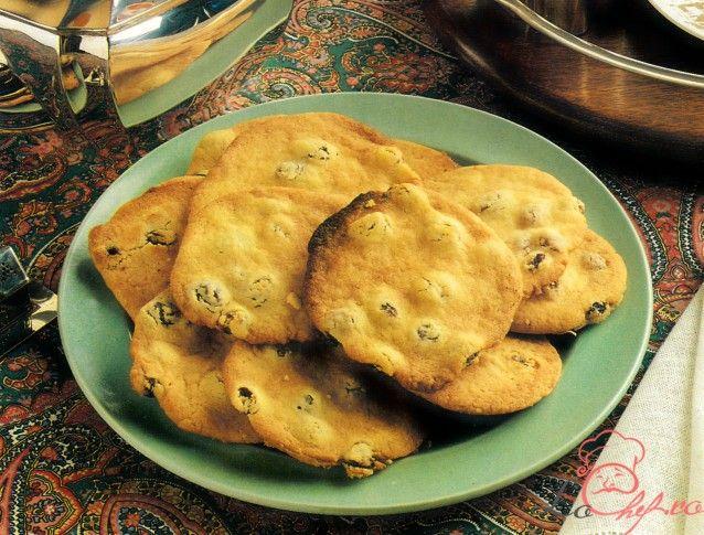 Biscuiţi cu stafide