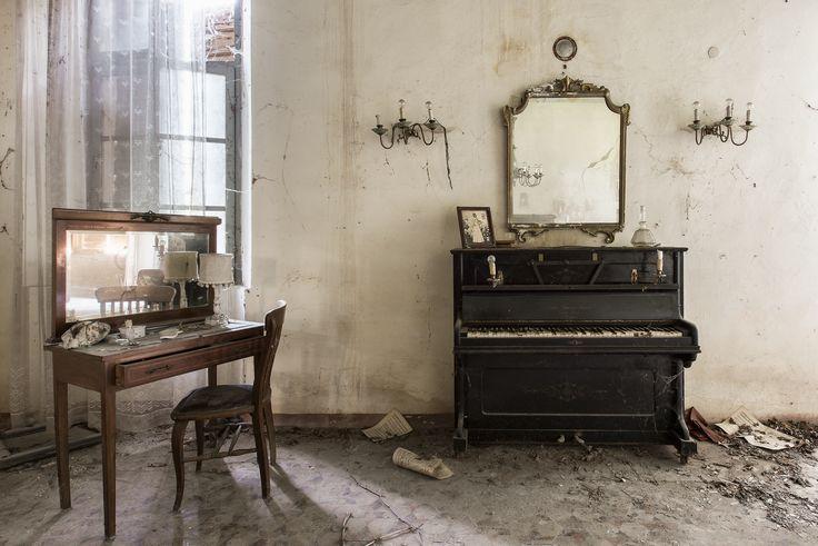 Nicola Bertellotti, The ghost sonata, stampa fine art, 2015
