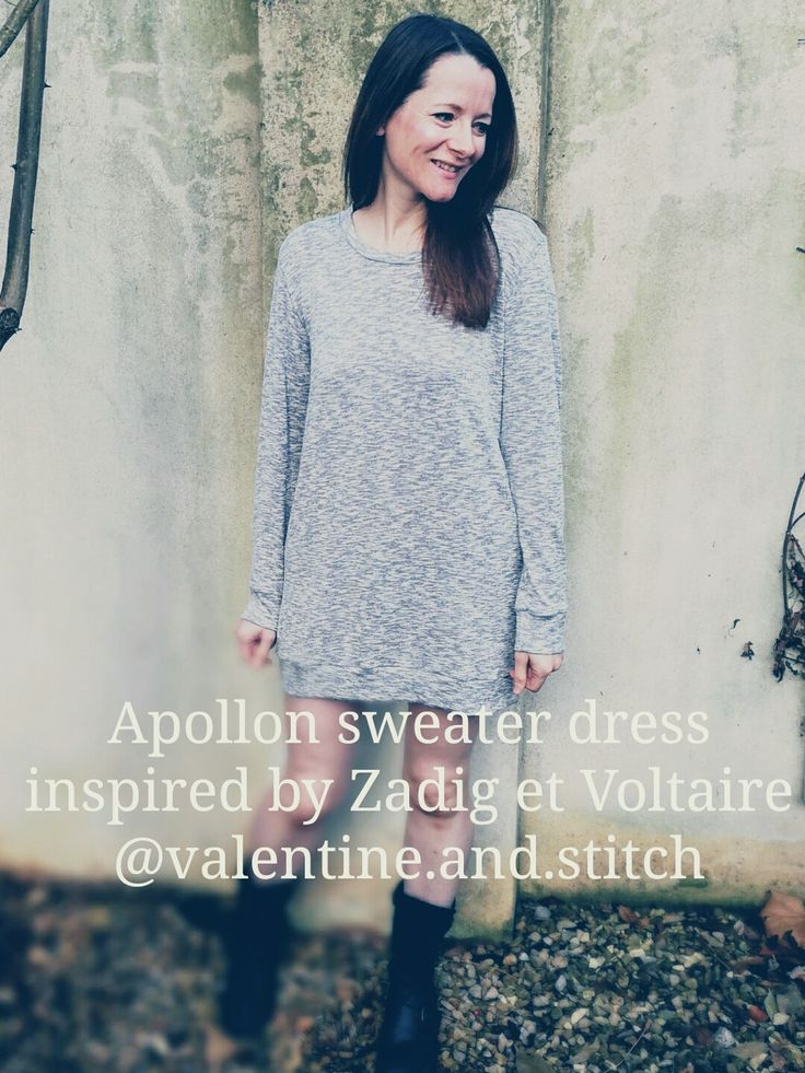 When Zadig met Apollon: Designin' December and the MAGAM sewalong | Valentine & Stitch