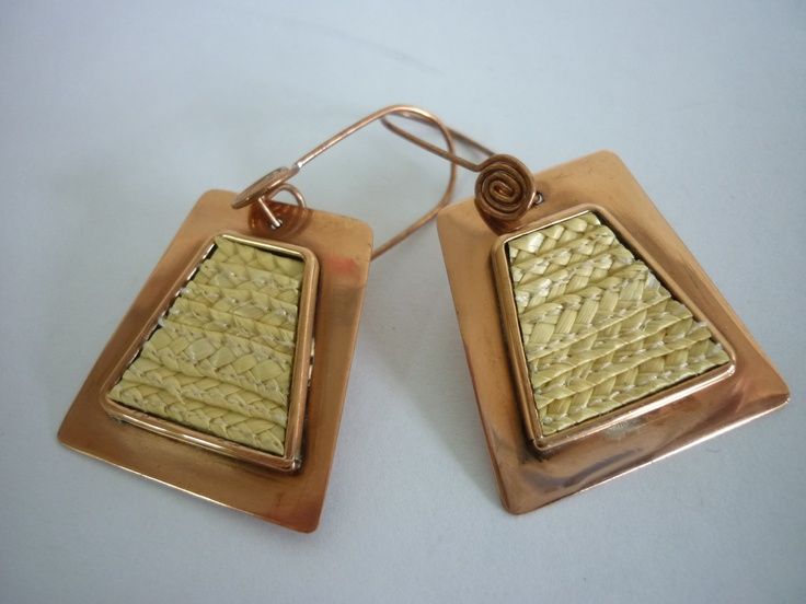 cobre, bronce y teatina