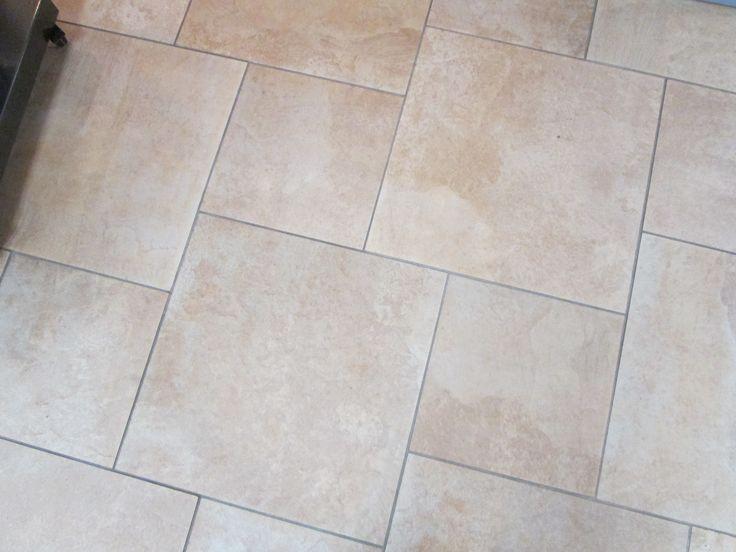 Interlocking Ceramic Floor Tile