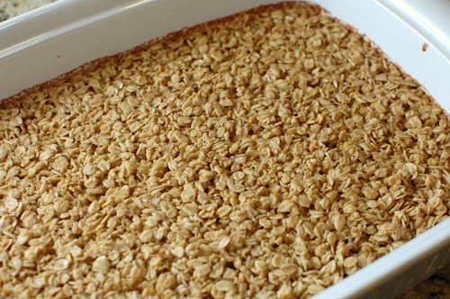 Baked Oatmeal Old Fashioned Oats