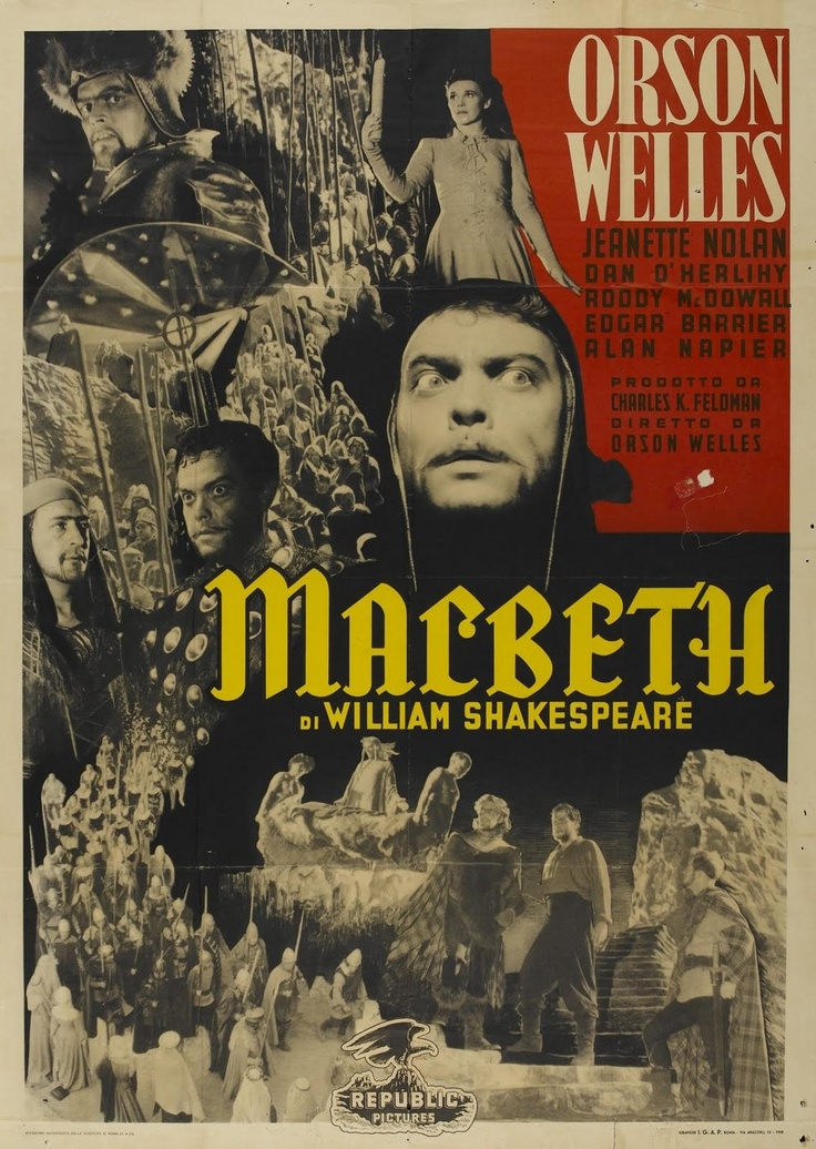 term papers imagery macbeth Macbeth / imagery, violence, and macbeth [ send me this essay ] a 6 page paper discussing how imagery is used in shakespeare's macbeth, in order to set the stage for violence.