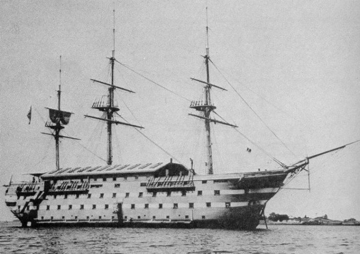 Civil War Navy Sesquicentennial: Those Old Ships of the Line
