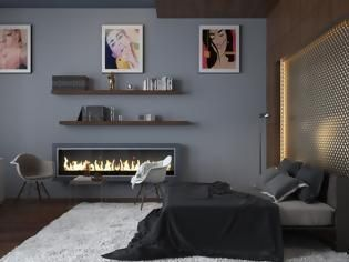 Μοντέρνα υπνοδωμάτια