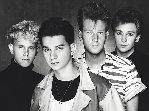 Best New Wave Music Artist of All Time Depeche Mode